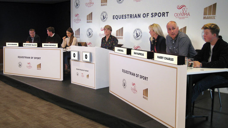 Equestrian of Sport Charity Quiz